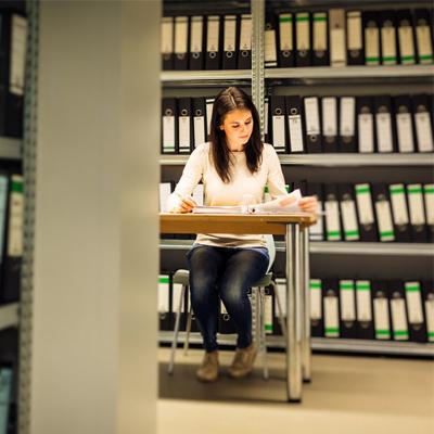 Gestion des archives et archivage