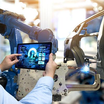 Intégration du numérique et des technologies de production avancées