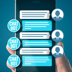chatbot ia relation client